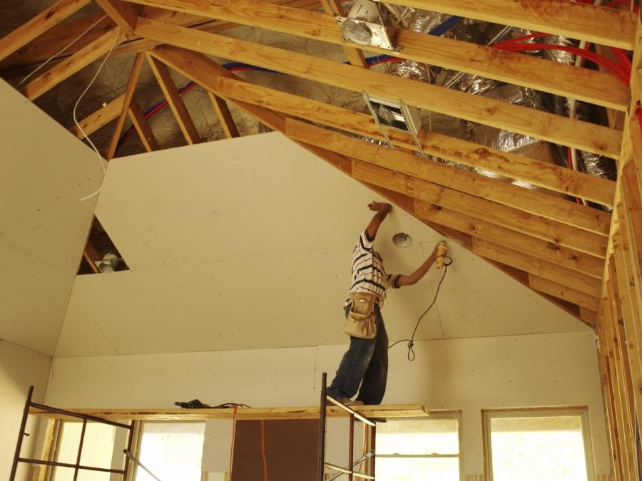 Some of our most appreciated drywall repair services include: