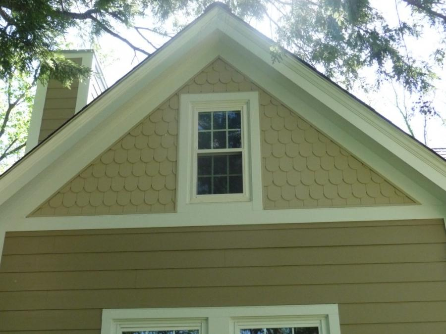 Brown Siding Photos