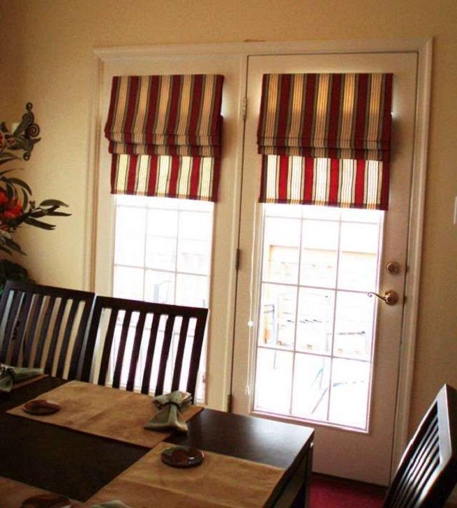 curtains for french doors ideas window treatments french door...