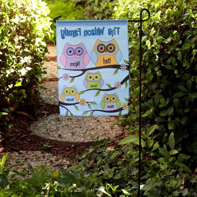 Garden Flag Custom Photo