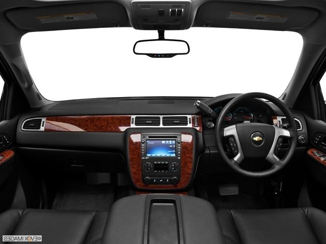 Chevy Suburban Interior Photos