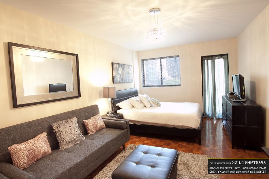 Best furnishing a studio apartment u2013 Beautifully Furnished...