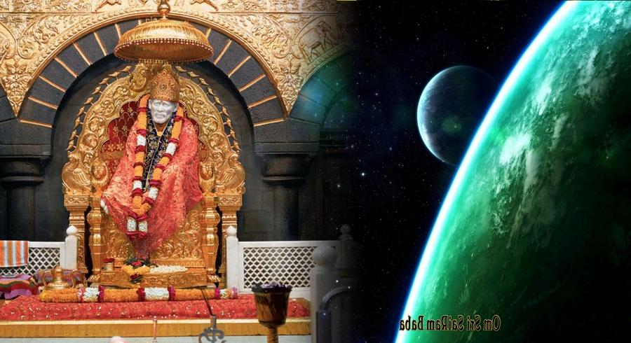 Sai Baba Photo Pc Wallpaper