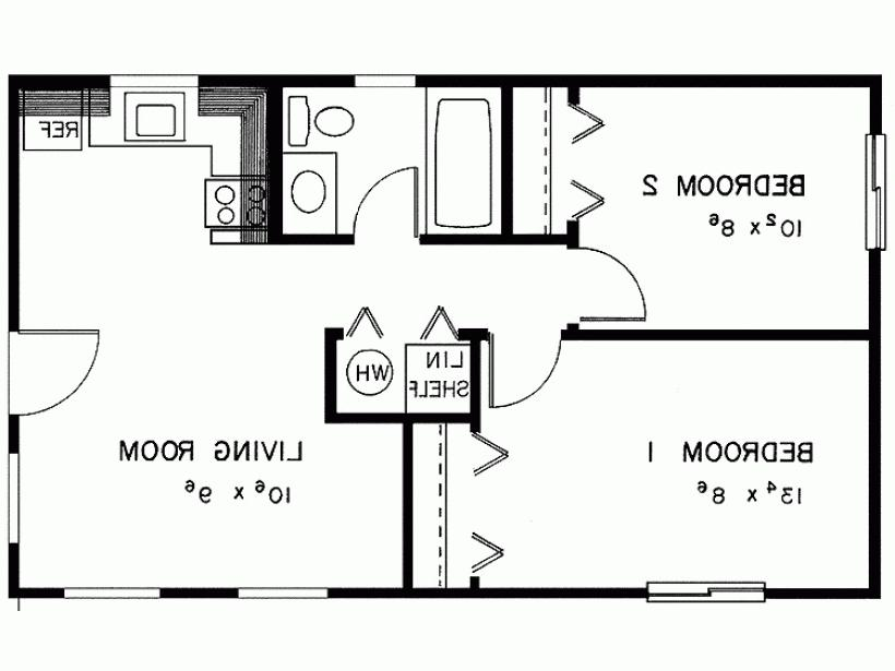 Building Homes Floor Plans Modern Minimalist House Design Source