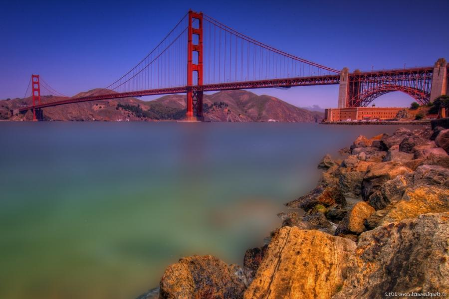 Golden Gate Bridge Travel Photos
