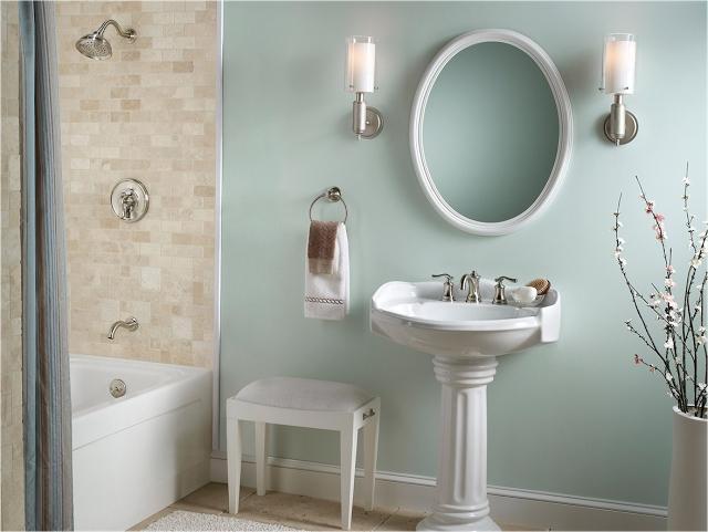 Country cottage bathroom photos for English bathroom ideas