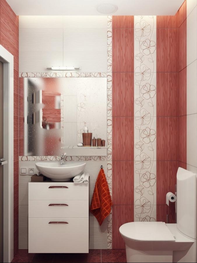 Red Bathroom Ideas Photos