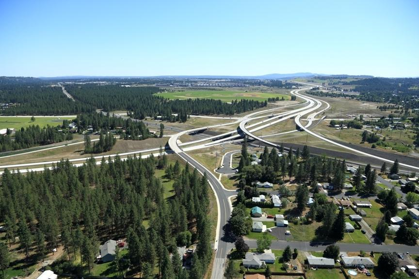 By 2017, I-90 will be wider and less congested along Keechelus...