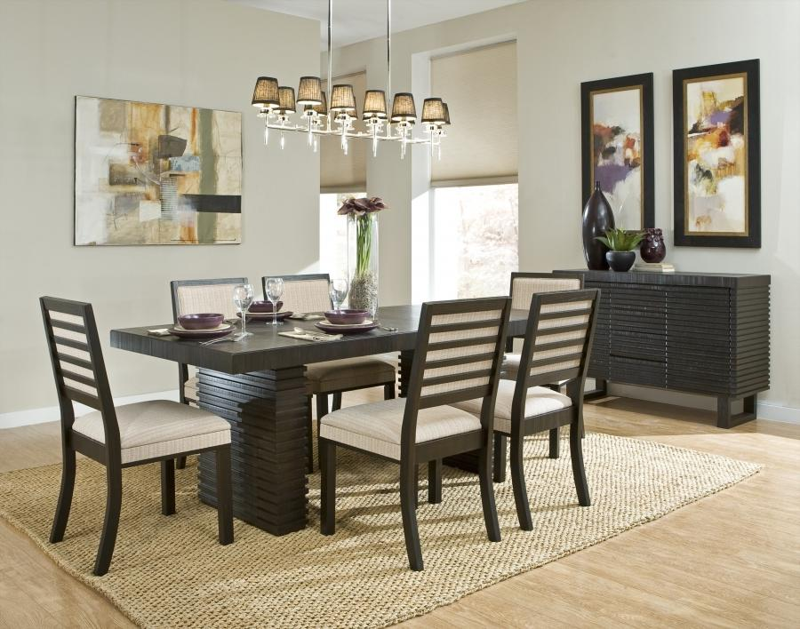 Photo dining room for B furniture toronto