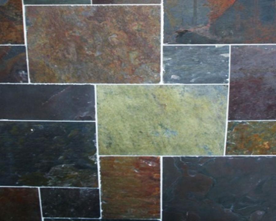 photos of slate tiles. Black Bedroom Furniture Sets. Home Design Ideas