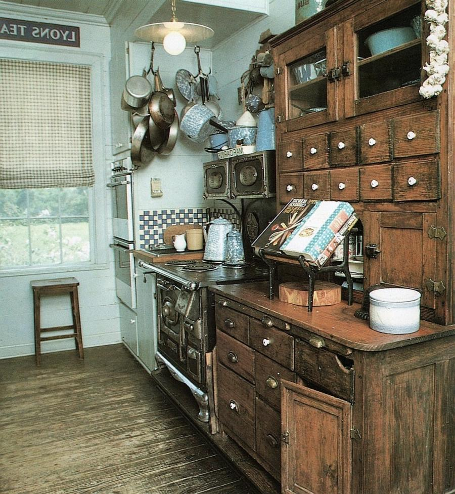 Photos Of Old Farmhouse Kitchens