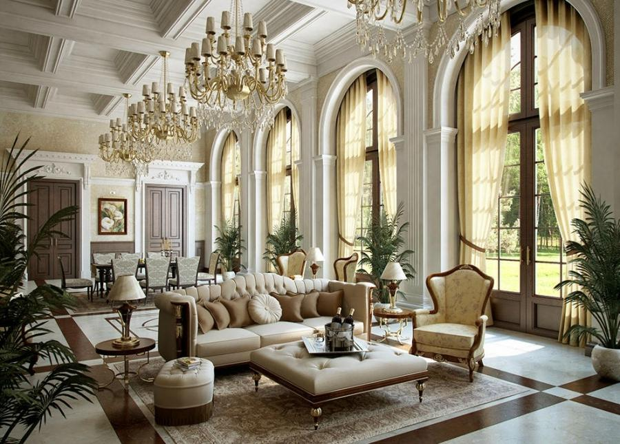 Luxury home interior design photo gallery for Interior design photo gallery