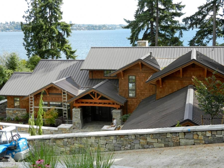 Photos Residential Metal Roofs