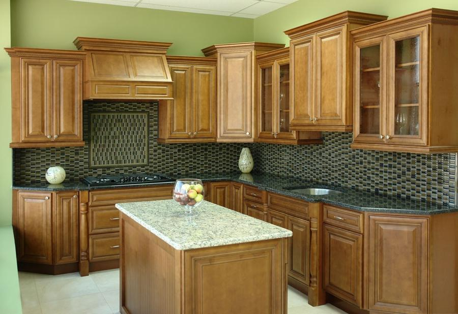 In Stock Kitchen Cabinets - Oddysey