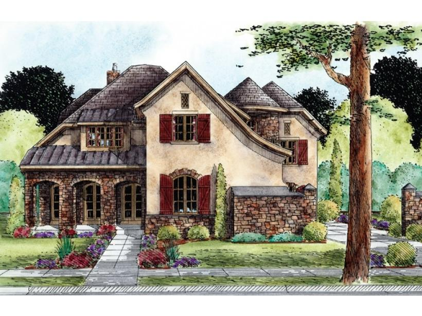 6 Best Photo Of English Country House Plans Ideas House