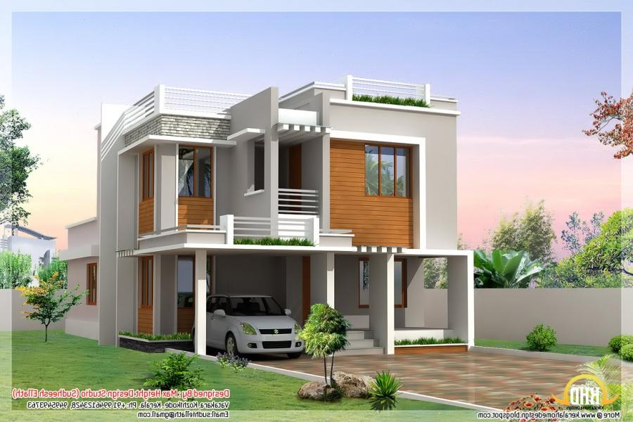 New house plans photos india for New home designs india