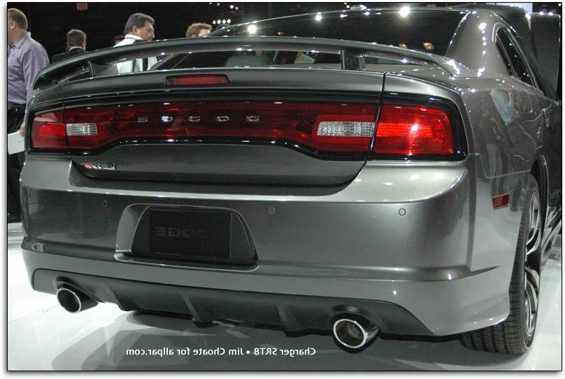 2012 2014 Dodge Charger Srt8 The Hot Sedan In Its Second Html Autos Weblog