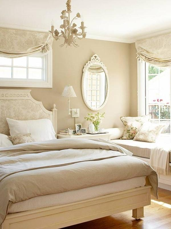 Friendly Arrangement For Modern White Look Bedroom Ideas