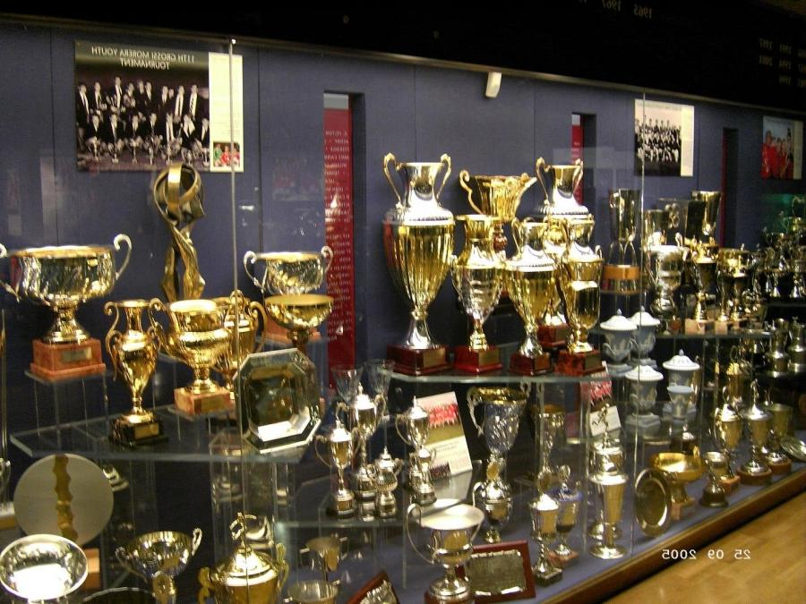 Liverpool Fc Trophy Room Photos