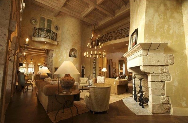 Tuscan Home Interior Photos