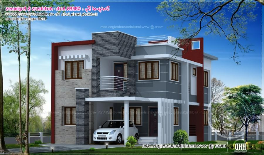 House front elevation photos in hyderabad for Different elevations of house