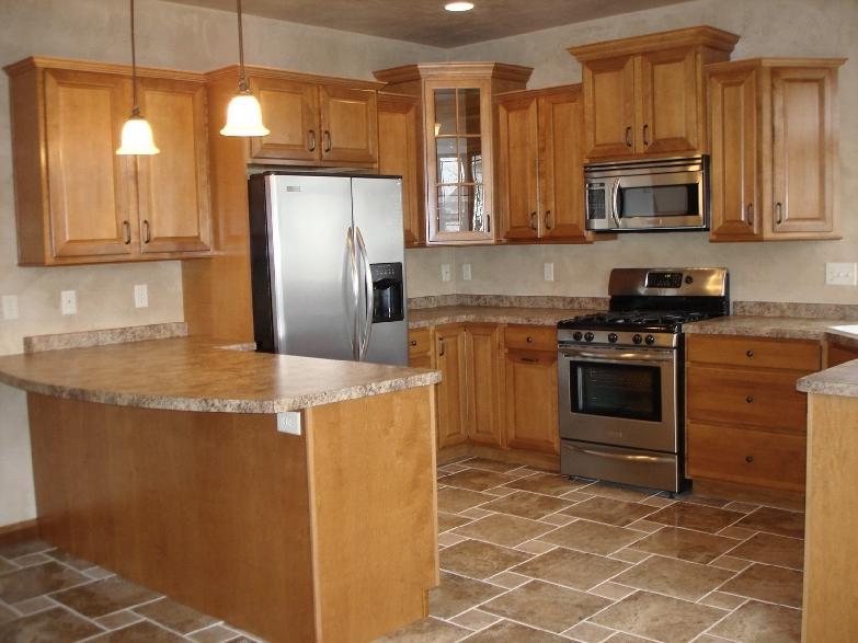 Maple Cabinets Kitchen Photos