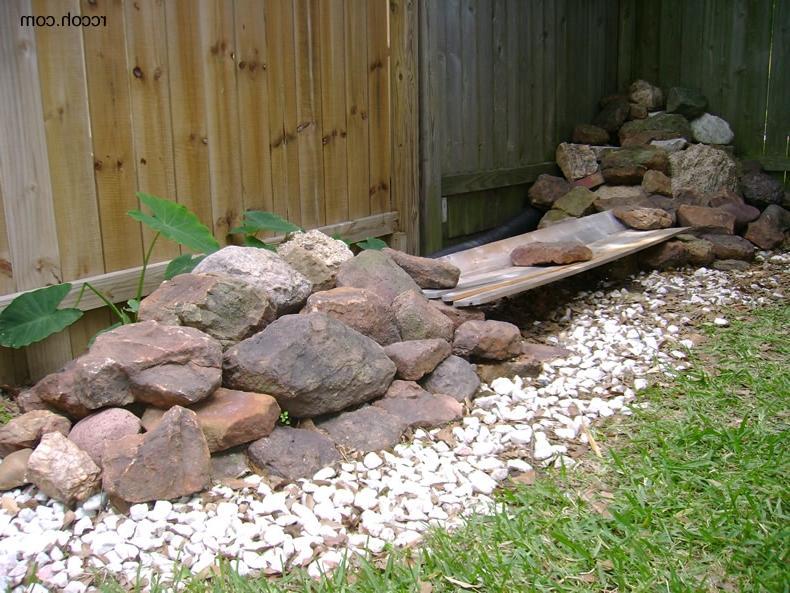 photos of small rock gardens