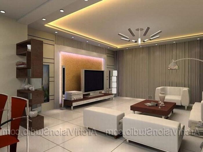 False ceiling designs photos pakistan for Room design in pakistan
