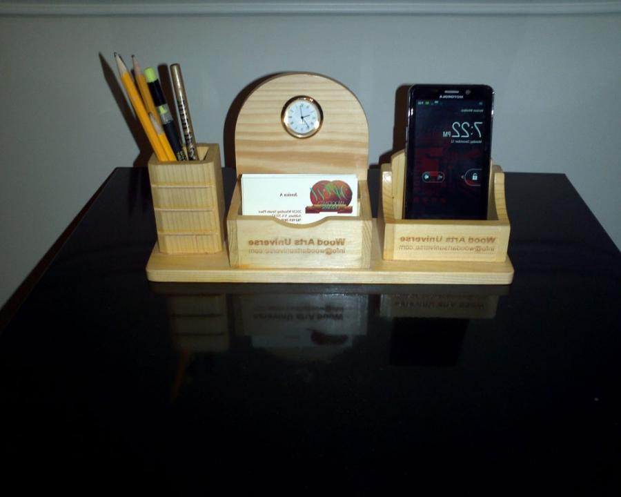 desk accessories personalized