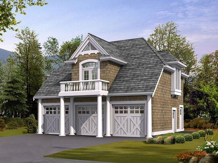 Carriage house plans photos for Carriage house apartment plans