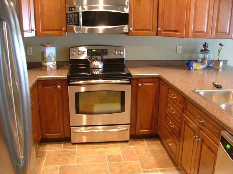 U shape kitchen photos for Kitchen design 8 x 14