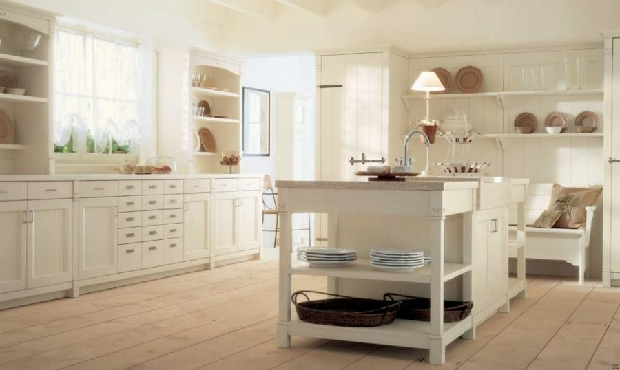 Pretty Country Kitchens Layer Daily Interior Design Source