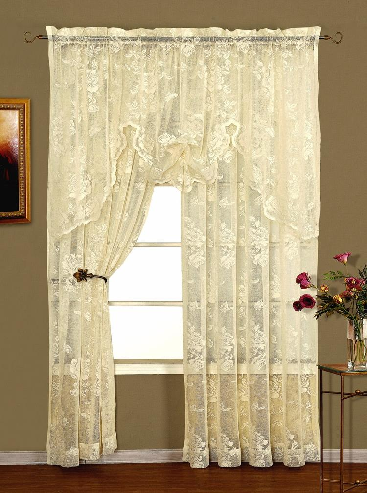 Photos Of Lace Curtains