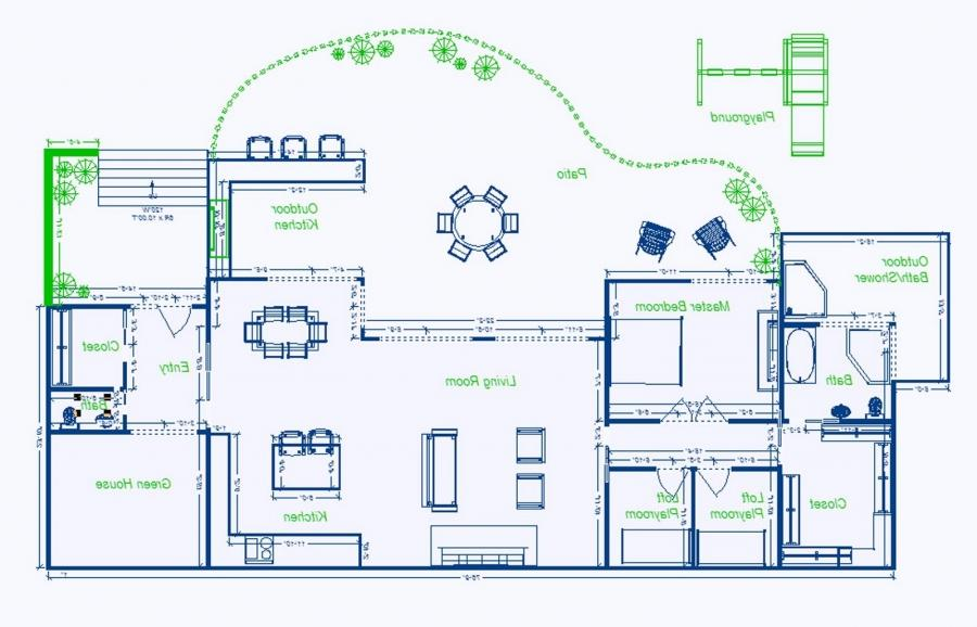 Underground House Plans With Photos