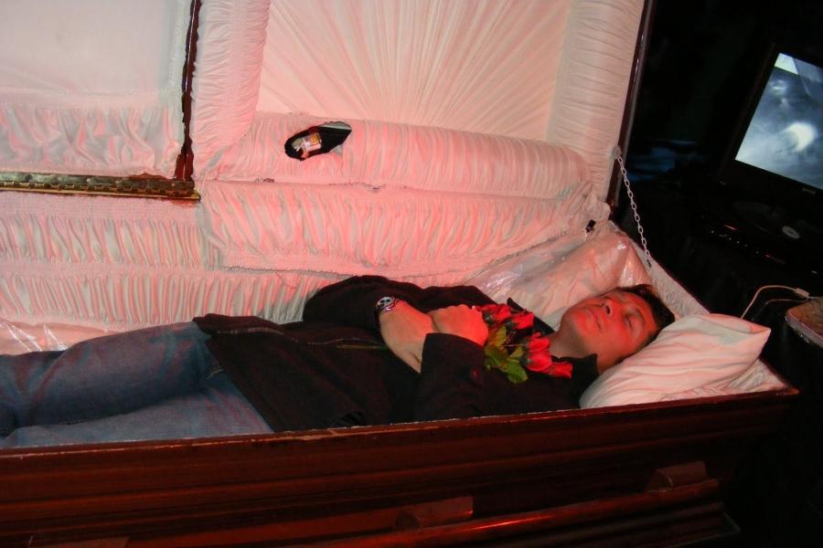 Photo Of Pimp C In His Casket