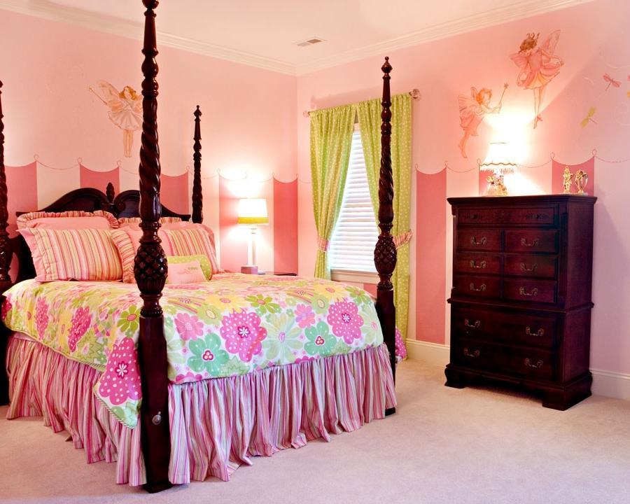 Princess Bedroom Photos