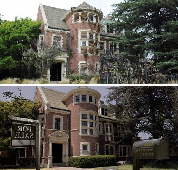 American horror story house for sale photos for Murder house for sale american horror story