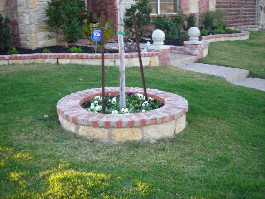Rock Garden Landscaping Curb Appeal Retaining Walls
