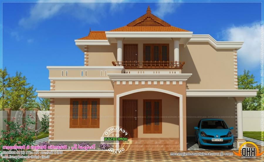 Front Elevation For Houses In Chennai : Front elevation of house photos in chennai