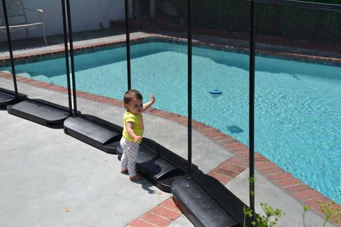 Pool fence photos ideas