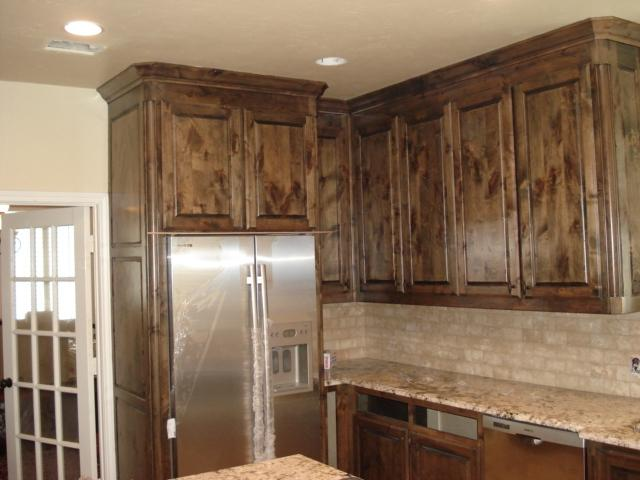Photos Of Distressed Wood Cabinet Finishes