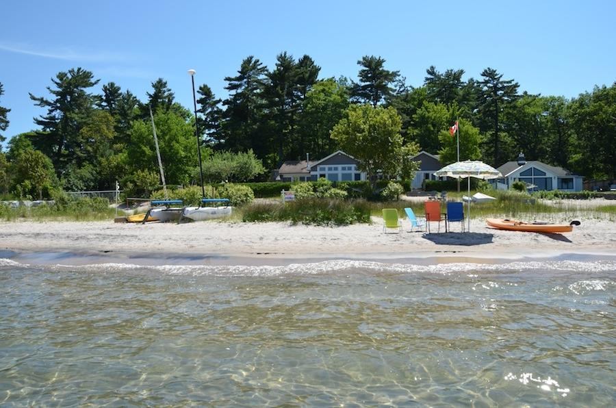 Cottage Rentals Thunder Bay Beach Ontario