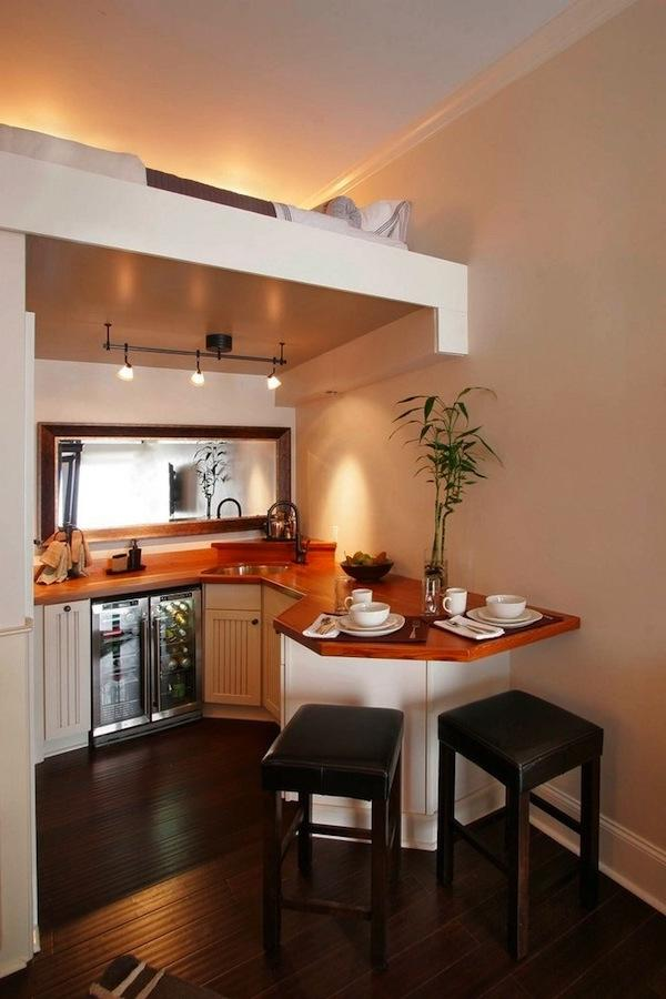 Kitchen Layouts For Small Kitchens