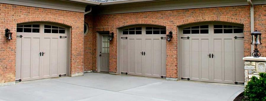 Holmes Garage Door Photos