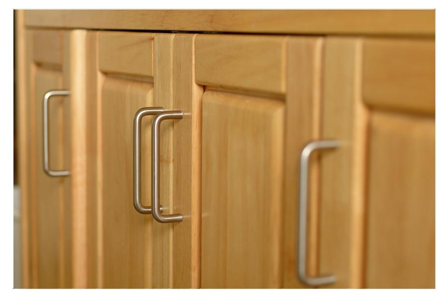 Choosing the material and style of the cabinet you want to...