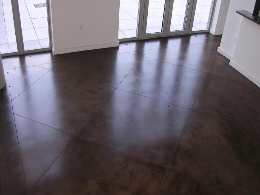 Interior Concrete Floor Photos