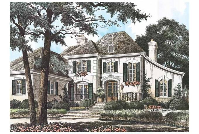 Stunning Small French Chateau House Plans 16 Photos