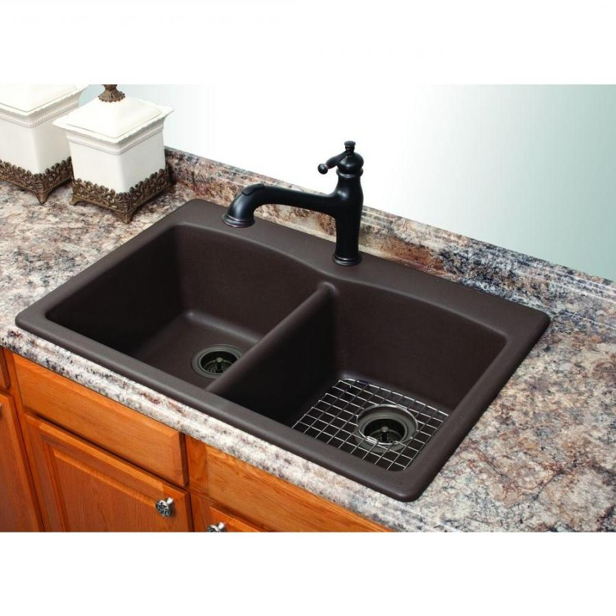 Kitchen With Black Sink: Photos Of Kitchens With Black Sinks