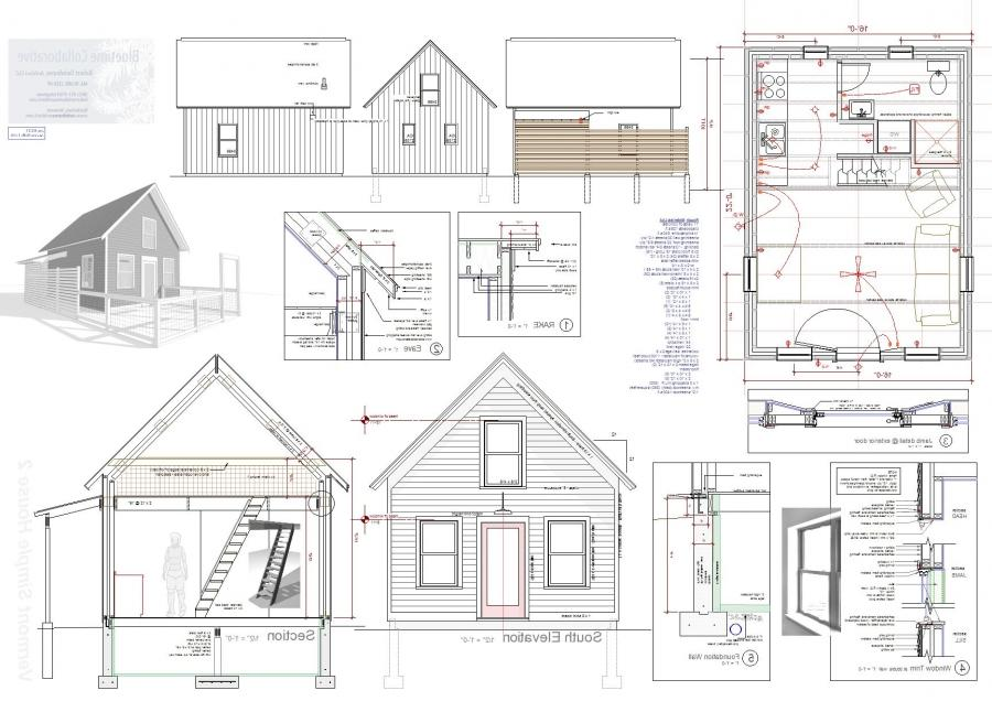 Tiny house sale residential photos for Architectural plans for sale