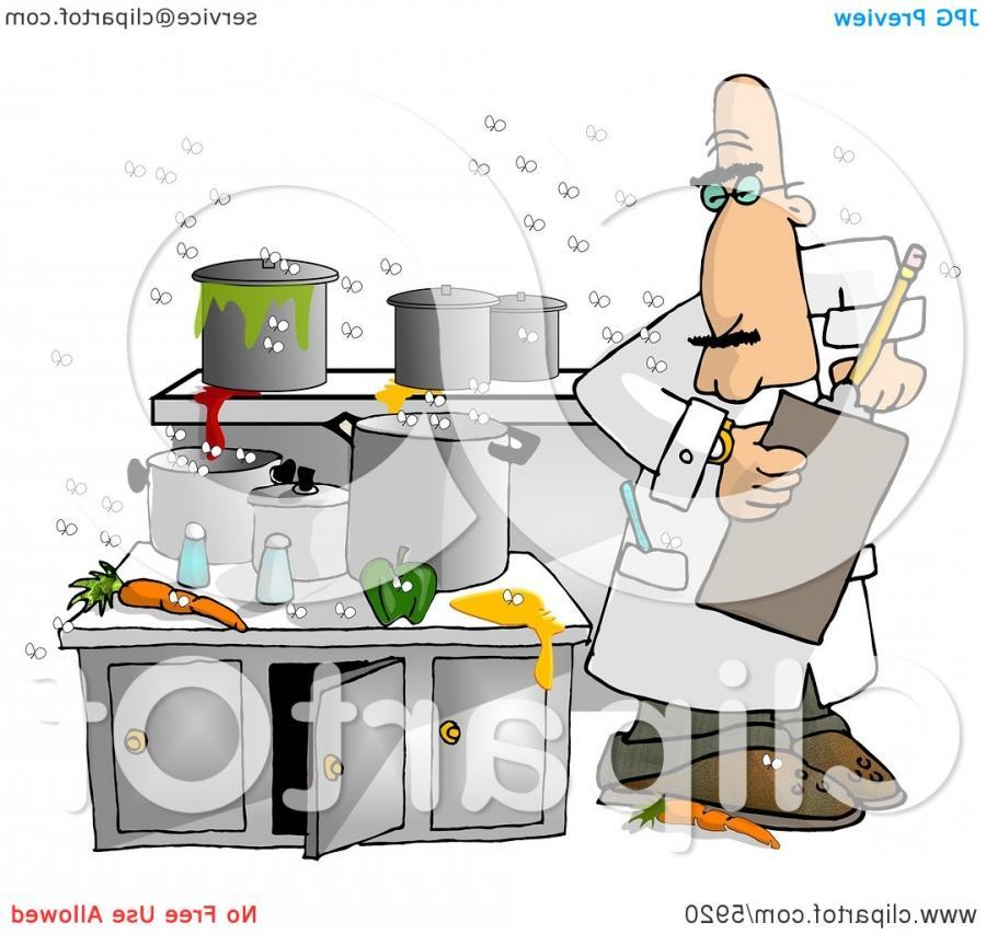 Kitchen Nightmare Dirty Kitchen